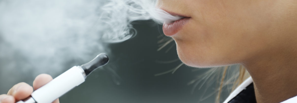 E-Cigarette Use A Gateway For Teens